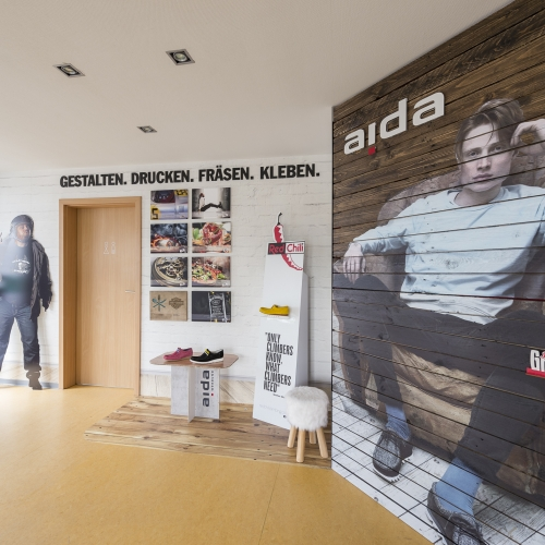 aida Showroom